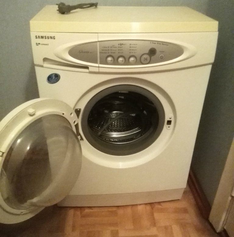 Ремонт стиральной машинки самсунг